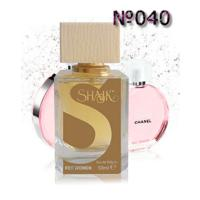 Женские духи SHAIK №040 идентичны CHANEL Chance Eau Tendre Women